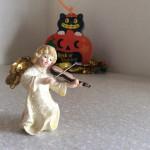 さあ、ヴァイオリンを弾こうかな