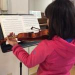 新しいヴァイオリン曲を見る時は