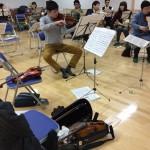 今日のオーケストラ
