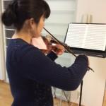 ヴァイオリンの上達を目指すなら