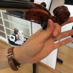 ヴァイオリンの調弦