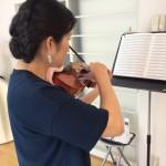 ヴァイオリンのヴィブラート