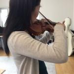 ヴァイオリンの「ボーイング」を考える