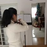高度テクニックのヴァイオリン曲挑戦の後で