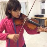 新しいタイプのヴァイオリン曲に挑戦