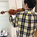 ヴァイオリンだけでなく