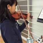 ヴァイオリンレッスンの「おすそわけ」