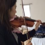 ヴァイオリン奏法の習得