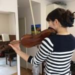 自分のためのヴァイオリン