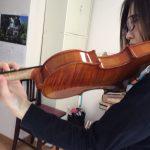 ヴァイオリンのシフト(左指の運指)