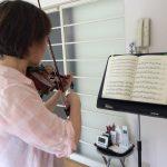 「真田丸」のヴァイオリン