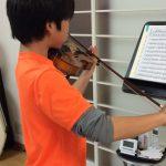 効率の良いヴァイオリン練習