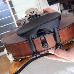 ヴァイオリンのあご当て