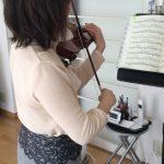 ヴァイオリンの基礎力アップ