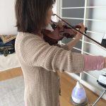 ヴァイオリンのハーモニクス