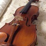 ヴァイオリンのグレードアップ