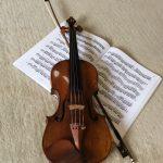 今週のヴァイオリンレッスンポイント