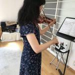 ヴァイオリンを鳴らすために