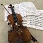 ヴァイオリンの重音