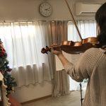 クリスマスコンサートに向けて 10