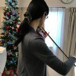 クリスマスコンサートに向けて 9