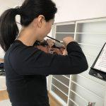 ヴァイオリンレッスンのスタイル