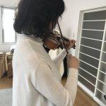 ヴァイオリンで正確な音程を