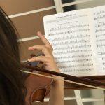 ヴァイオリンの「フラジオレット」