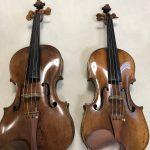 ヴァイオリンの大きさ