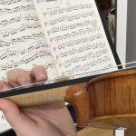 ヴァイオリンのトリル
