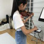 ヴァイオリンでコンサートに