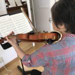 ヴァイオリン練習曲の代わりに 2