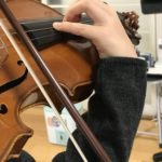 ヴァイオリンのグリッサンド
