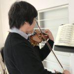 ヴァイオリンの細かいヴィブラート