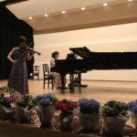 ピアノ発表会で演奏