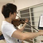 ヴァイオリンのフィンガリング