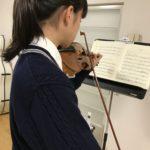 ヴァイオリンのドラマ:G線上のあなたと私