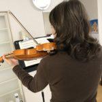 ヴァイオリン譜の標識
