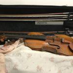 ヴァイオリンレッスンの番組
