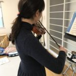 ヴァイオリンでバッハ