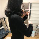 ヴァイオリンアンサンブルも