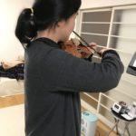 ヴァイオリンを鳴らそう