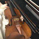 ヴァイオリンのリズム