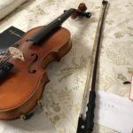 ヴァイオリンの弓グッズ