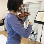 ヴァイオリンの指弓も