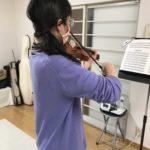 ヴァイオリン練習の工夫