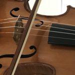 ヴァイオリンのニス