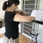 ヴァイオリンオンラインレッスン 5