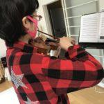 ヴァイオリンを始めて