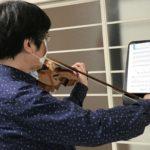ヴァイオリンの音程 2